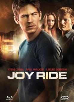 Joy Ride (Limited Mediabook, Blu-ray+DVD, Cover B) (2001) [Blu-ray]