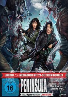 Peninsula (Limited Mediabook, Blu-ray+DVD) (2020) [Blu-ray]