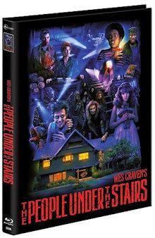 Das Haus der Vergessenen (Limited Uncut Mediabook, Blu-ray+DVD) (1991) [FSK 18] [Blu-ray]