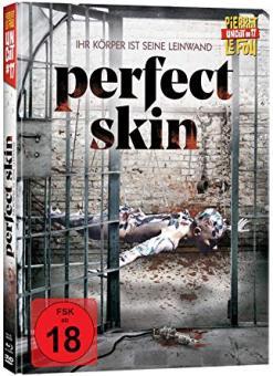 Perfect Skin - Ihr Körper ist seine Leinwand (Limited Mediabook, Blu-ray+DVD) (2018) [FSK 18] [Blu-ray]