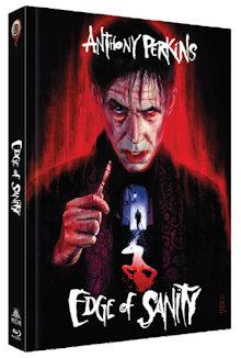 Split - Edge of Sanity (Limited Mediabook, Blu-ray+DVD, Cover B) (1989) [FSK 18] [Blu-ray]