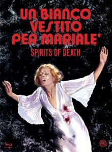 Un Bianco Vestito per Marialé (Spirits of Death) (1972) [FSK 18] [Blu-ray]