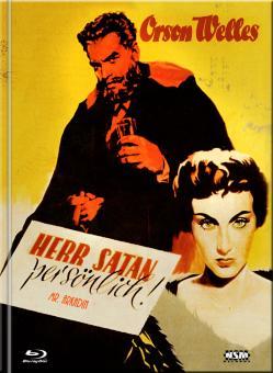 Herr Satan persönlich (Mr. Arkadin) (Limited Mediabook, Blu-ray+DVD, Cover E) (1955) [Blu-ray]