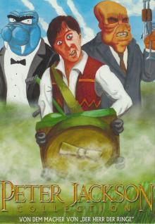 Peter Jackson Collection (3 DVDs, Uncut) [FSK 18]