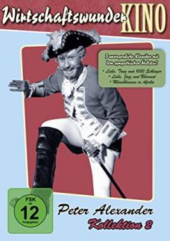 Peter Alexander Kollektion 2 (3 DVDs)
