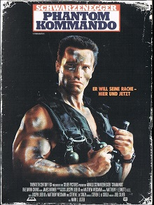 Phantom Kommando (Limited VHS-Tape Edition) (1985) [FSK 18] [Blu-Ray]