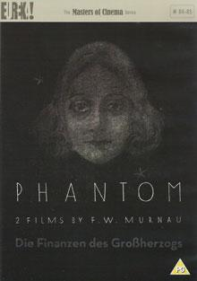 Phantom/Die Finanzen Des Grossherzogs (2 DVDs) (Masters of Cinema) (1922) [UK Import]