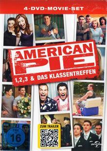 American Pie - Teil 1, 2, 3 & Das Klassentreffen (4 Disc Limited Edition)