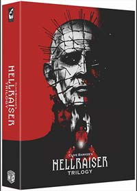 Hellraiser 1-3 (Collector's Edition, 5 DVDs im Digipak) (Uncut) [FSK 18]