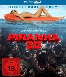 Piranha 3D (2010) [FSK 18] [3D Blu-ray]