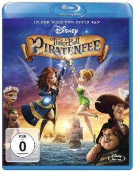 TinkerBell und die Piratenfee (2014) [Blu-ray]