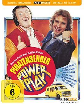 Piratensender Powerplay (1982) [Blu-ray]