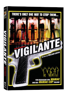 Street Fighters (Vigilante) (Limited Mediabook, Blu-ray+DVD, Cover B) (1982) [FSK 18] [Blu-ray]