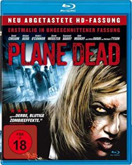 Plane Dead - Zombies on a Plane (Uncut) (2007) [FSK 18] [Blu-ray]