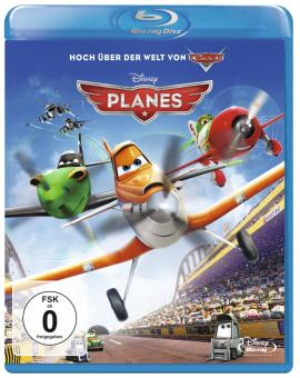 Planes (2013) [Blu-ray]