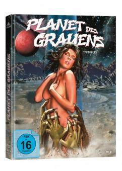 Planet des Grauens (Limited Mediabook, Blu-ray+DVD) (1986) [Blu-ray]