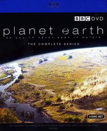 Planet Earth (5 Disc Set) [UK Import] [Blu-ray]