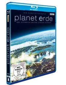 Planet Erde - Die komplette Serie (5 Discs) (2006) [Blu-ray]