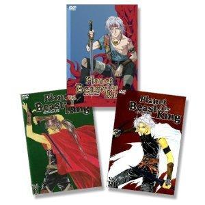 Planet of the Beast King, Vol. 01 bis 03, Komplett-Set (3 DVDs)