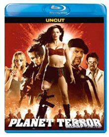 Planet Terror (Uncut) (2007) [FSK 18] [Blu-ray]