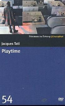 Playtime - SZ-Cinemathek 54 (1967)