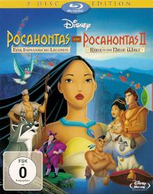 Pocahontas/Pocahontas II (2 Disc) [Blu-ray]