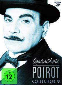 Agatha Christie - Poirot Collection 9 (4 DVDs)