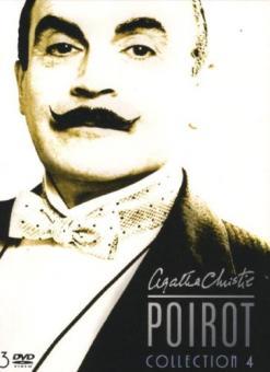 Agatha Christie - Poirot Collection 4 (3 DVDs)