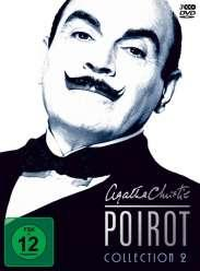 Agatha Christie - Poirot Collection 2 (3 DVDs)