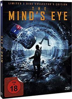 The Mind's Eye (Limited Mediabook, Blu-ray+DVD, Cover C) (2015) [FSK 18] [Blu-ray]