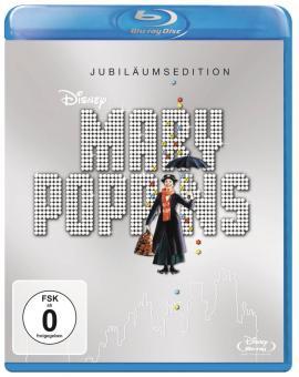 Mary Poppins (1964) [Blu-ray] [Gebraucht - Zustand (Sehr Gut)]