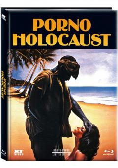 Porno Holocaust (Limited Mediabook, Blu-ray+DVD, Cover A) (1981) [FSK 18] [Blu-ray]