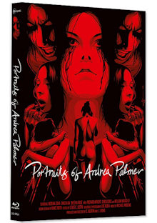 Portraits of Andrea Palmer (Limited Mediabook, Blu-ray+DVD, Cover A) (2018) [FSK 18] [Blu-ray]