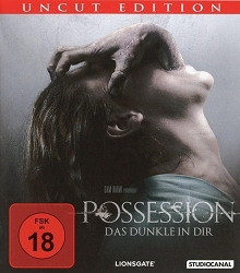 Possession - Das Dunkle in dir (Uncut Edition) (2012) [FSK 18] [Blu-ray]