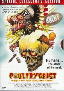 Poultrygeist - Night of the Chicken Dead (Uncut, Collector's Edition) (2006) [FSK 18]