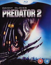Predator 2 (1990) [FSK 18] [UK Import mit dt. Ton] [Blu-ray]