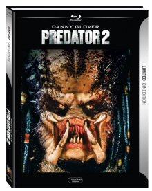 Predator 2 (Limited Cinedition) (1987) [FSK 18] [Blu-ray]