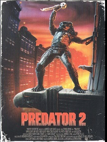 Predator 2 (Limited VHS-Tape Edition) (1990) [FSK 18] [Blu-ray]
