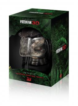 Predator 3D (Ultimate Hunting Trophy Limited Edition) [3D Blu-ray]