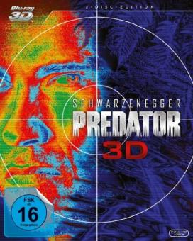 Predator (2 Disc Uncut 3D Blu-ray Edition) (1987) [3D Blu-ray]