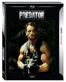 Predator (Limited Cinedition) (1987) [Blu-ray]