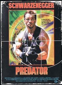 Predator (Limited VHS-Tape Edition) (1987) [Blu-ray]