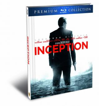 Inception (2 Disc Premium Collection) (2010) [Blu-ray]
