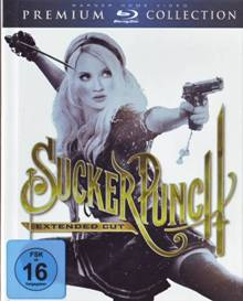 Sucker Punch (Extended Cut, Premium Collection) (2011) [Blu-ray]