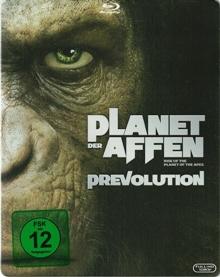 Planet der Affen: Prevolution (Steelbook) (2011) [Blu-ray]
