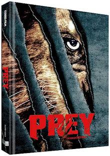 Prey - Beutejagd (Limited Mediabook, Blu-ray+DVD, Cover A) (2016) [FSK 18] [Blu-ray]