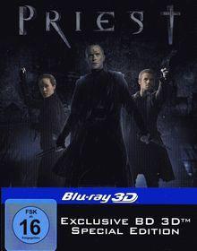 Priest (3D Version, Special Edition im Steelbook) (2011) [3D Blu-ray]