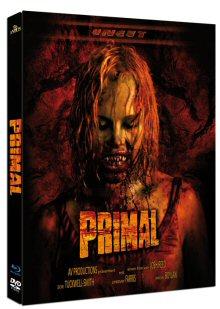 Primal (Uncut Mediabook, Blu-ray+DVD) (2010) [FSK 18] [Blu-ray]