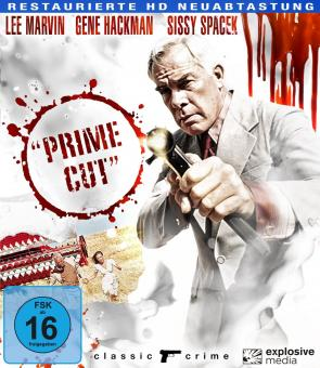 Die Professionals (Prime Cut) (1972) [Blu-ray]