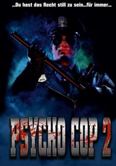 Psycho Cop 2 (Limited Mediabook, Blu-ray+DVD, Cover D) (1993) [FSK 18] [Blu-ray]